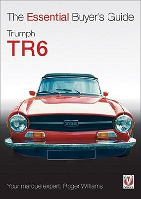 Triumph TR6 By Williams, Roger